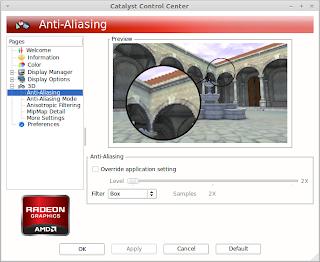 Linux Mint Debian Edition aceleración gráfica ati