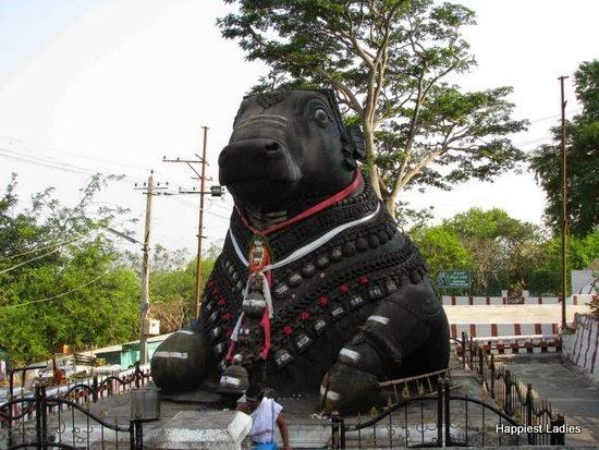 Mysore Nandi Bull Temple