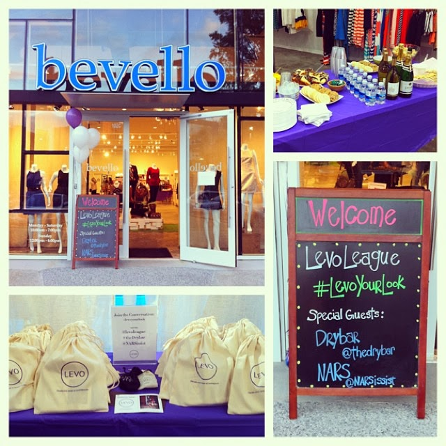 drybar, NARS, bevello, levo league, Brains of the Outfit, style blogger, Atlanta Style Blogger