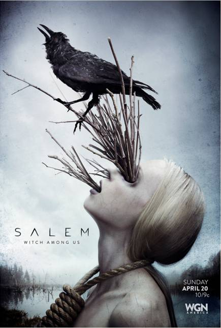 Salem 1ª Temporada Torrent - Blu-ray Rip 720p Dual Áudio (2014)