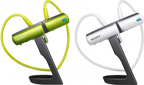 Sony Launched NWD-W253 Waterproof Walkman