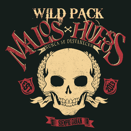 NEW RELEASE - Malos Huesos by Wild Pack