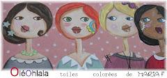 Mon blog d'artiste très Olé et pas mal Lala