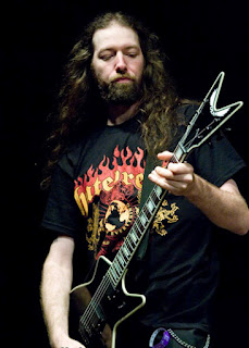 Cannibal Corpse: 'Torture' Interview with Guitarist Rob Barrett, March 29, 2012