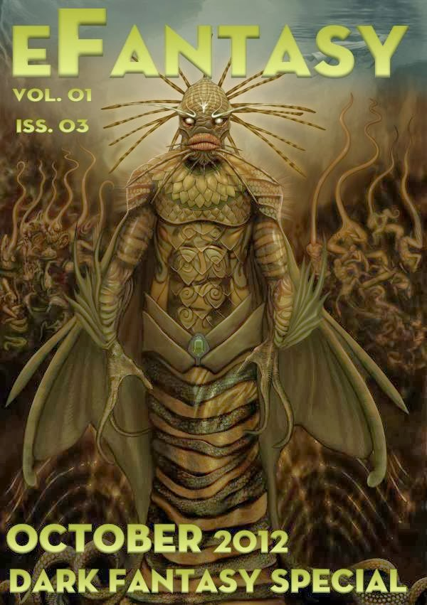 eFantasy Vol 1, Issue 3 - October 2012 Dark Fantasy Special