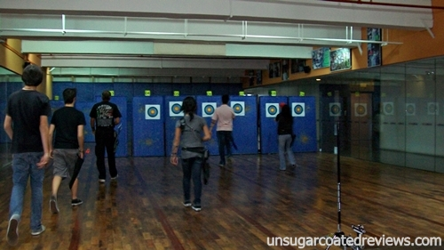 Gandiva Cafe and Archery Range