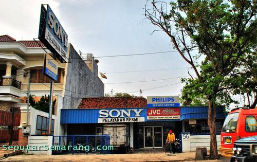 Pelayanan Resmi Sony Semarang