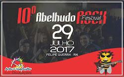 10º ABELHUDO ROCK FESTIVAL