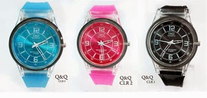 Jam Tangan QnQ Colour