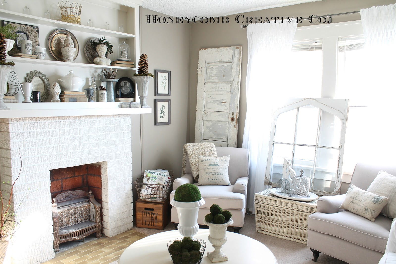 Simple Country Living Room plain simple country living room dining ideas with inside