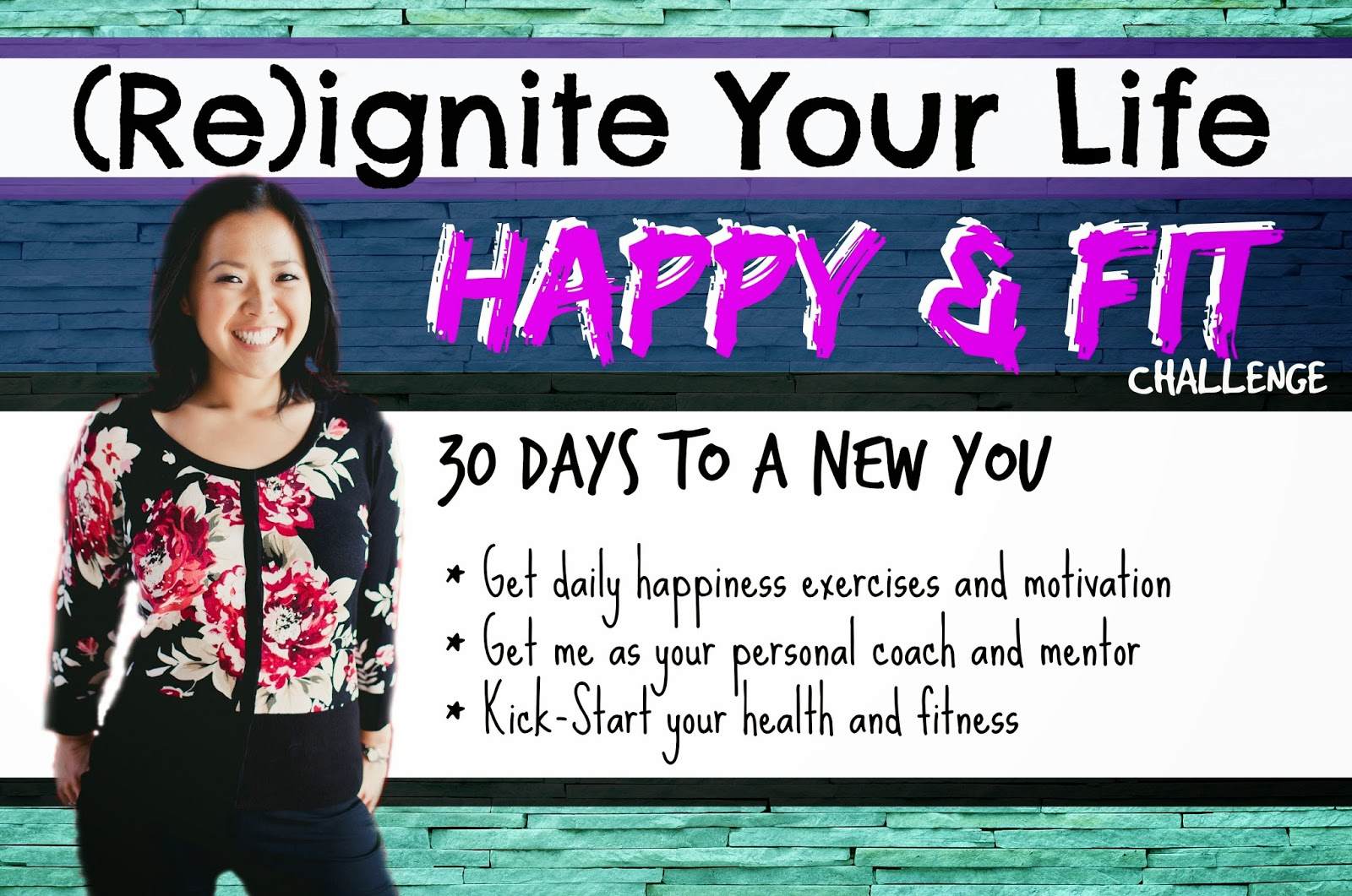how to be happier in 30 days