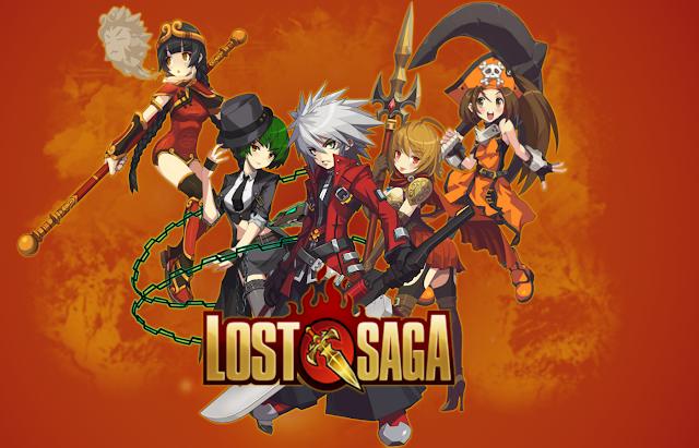 Cheat Lost Saga 9-10 Juli 2015