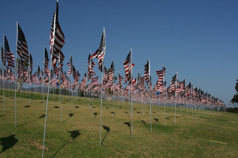 Pepperdine 9/11 remembrance