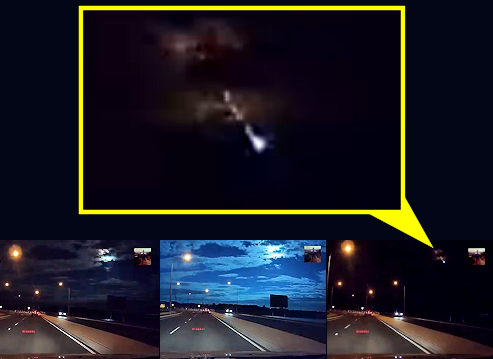 Fireball Lights Up New Zealand Skies 2-11-15