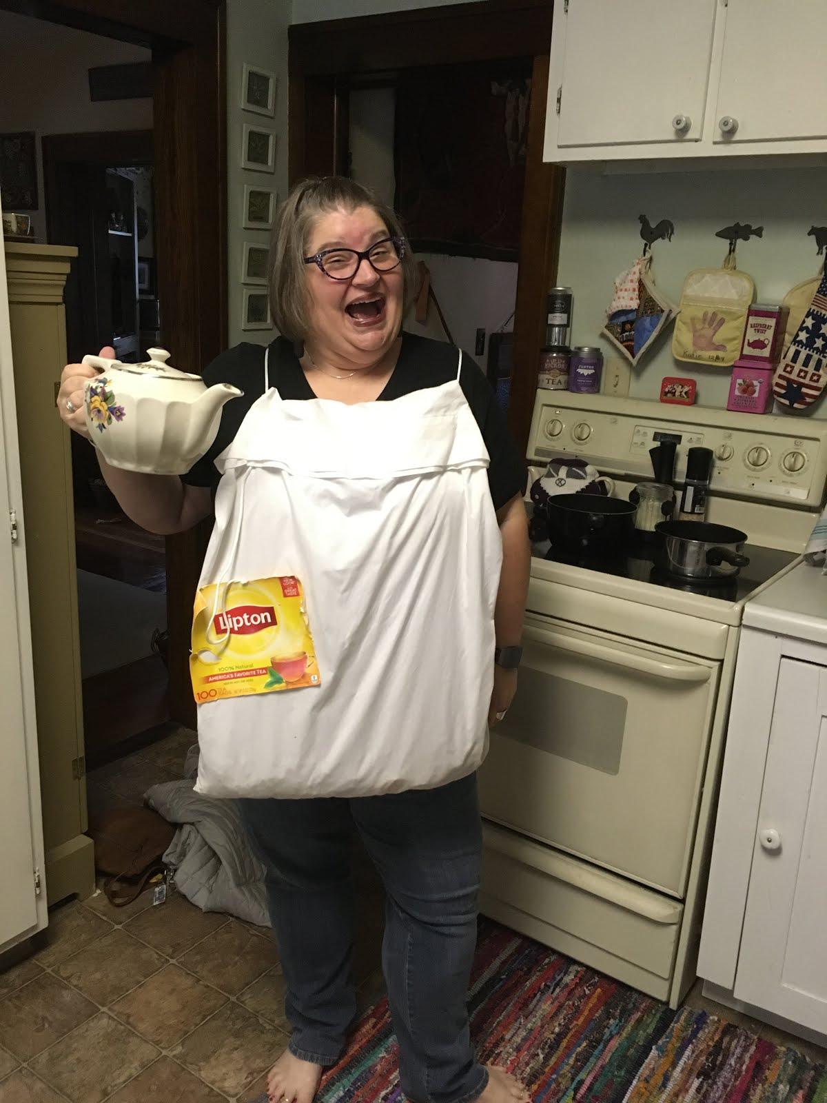 2019 Halloween - Tea Bag