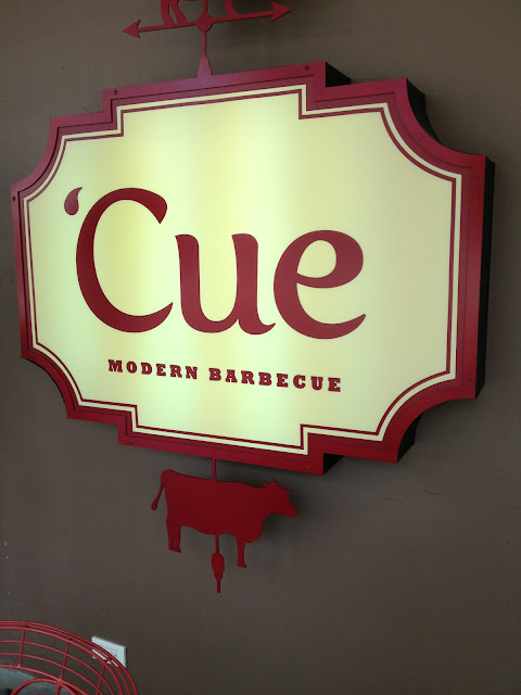 'Cue Modern Barbecue