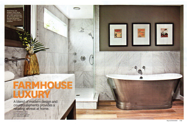 Out The June Issue Of Better Homes And Gardens Kitchen And Bath Ideas