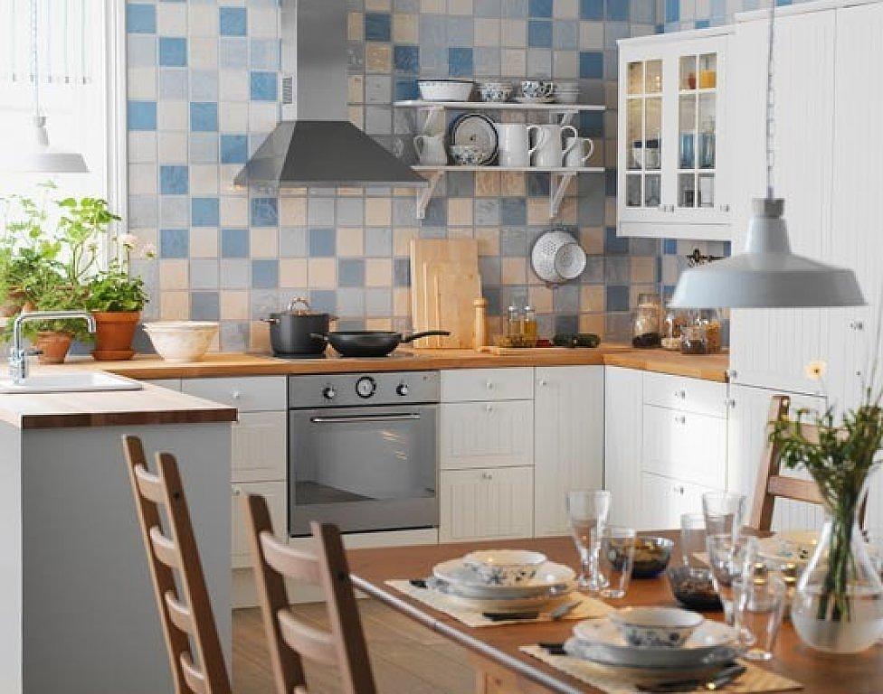 Son alas para volar una bonita cocina de ikea for Ikea cita cocinas