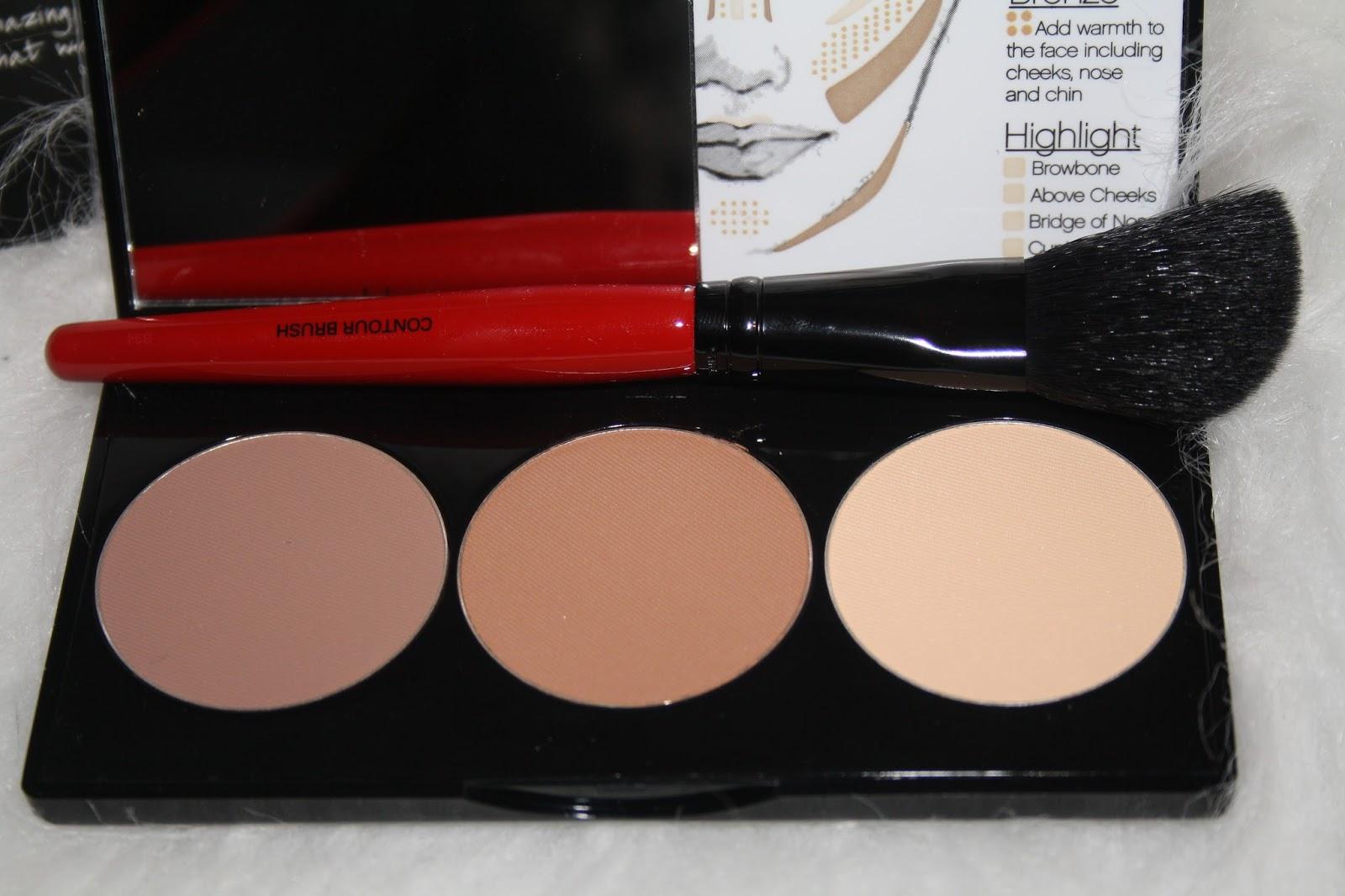 Smashbox Cosmetics Contour Palette