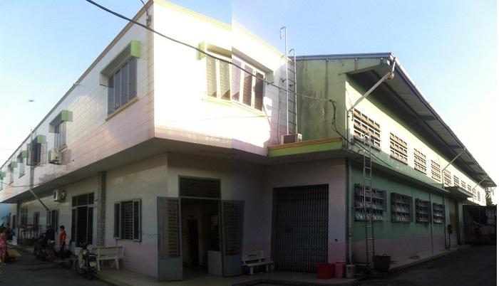 Cho thuê nhà xưởng Bình Chánh