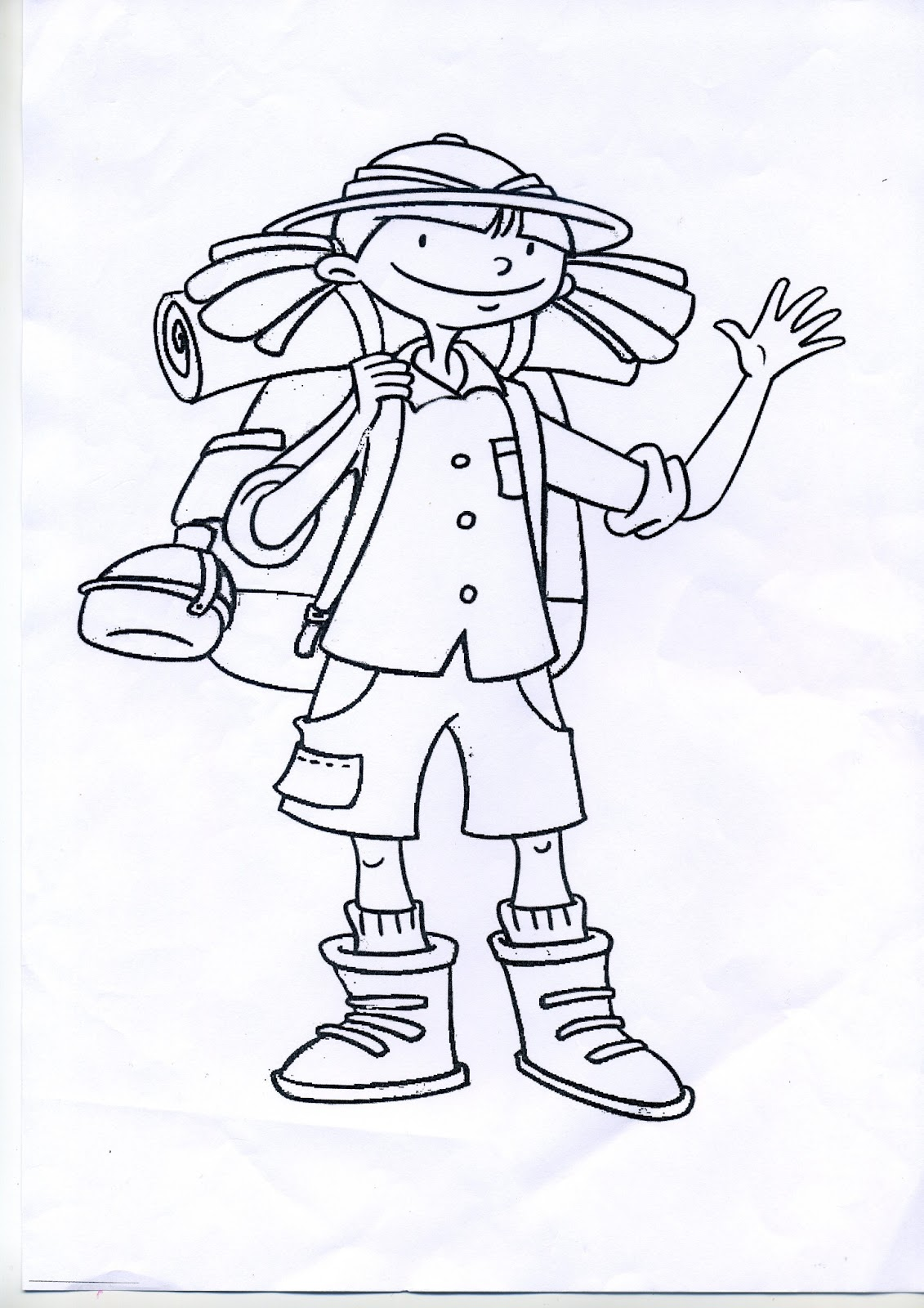 Dibujos del comedor escolar para colorear imagui for Comedor para dibujar