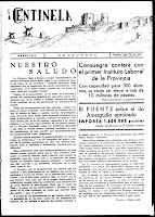 La Centinela. Marzo 1963