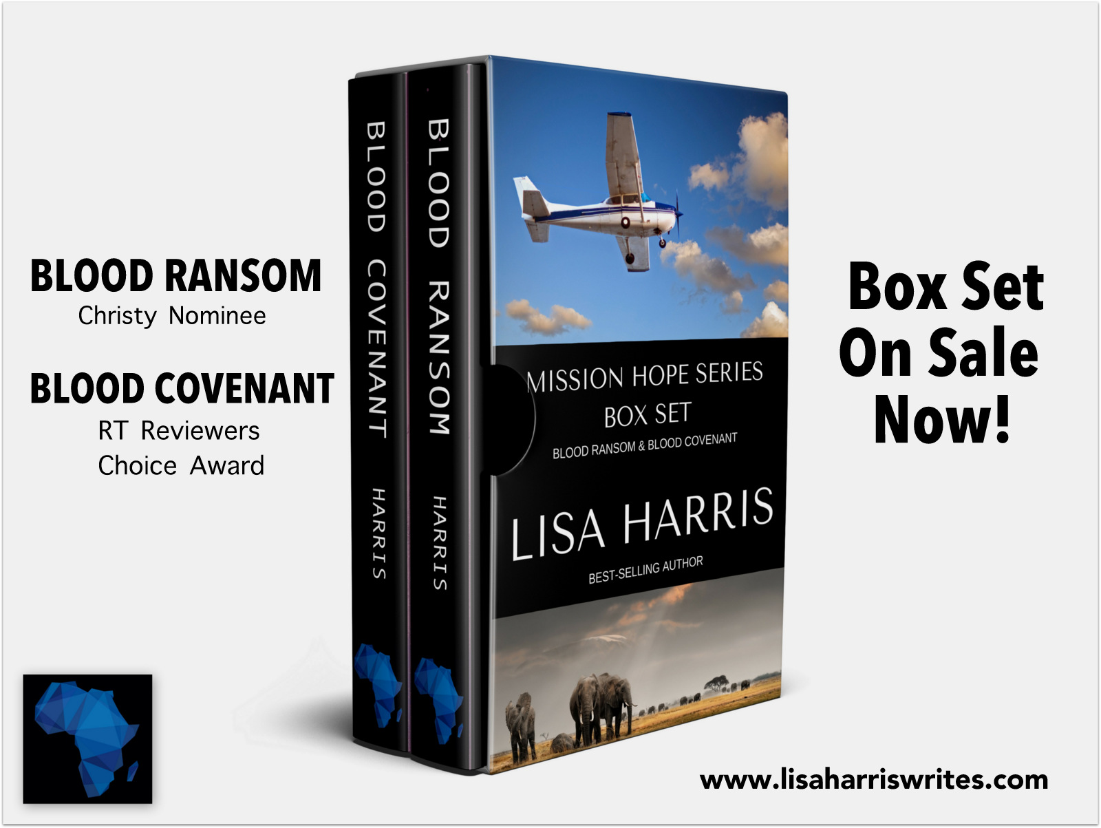 Mission Hope Box Set