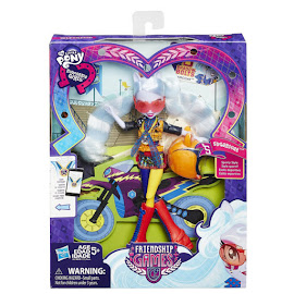 MLP Equestria Girls Friendship Games Sporty Style Deluxe Sugarcoat Doll