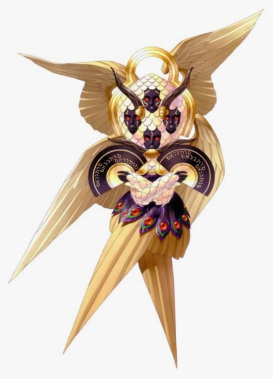 Archangel Seraph