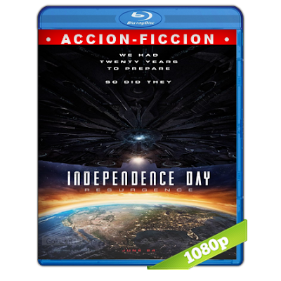 Dia De La Independencia Contraataque (2016) BRRip Full 1080p Audio Trial Latino-Castellano-Ingles 5.1