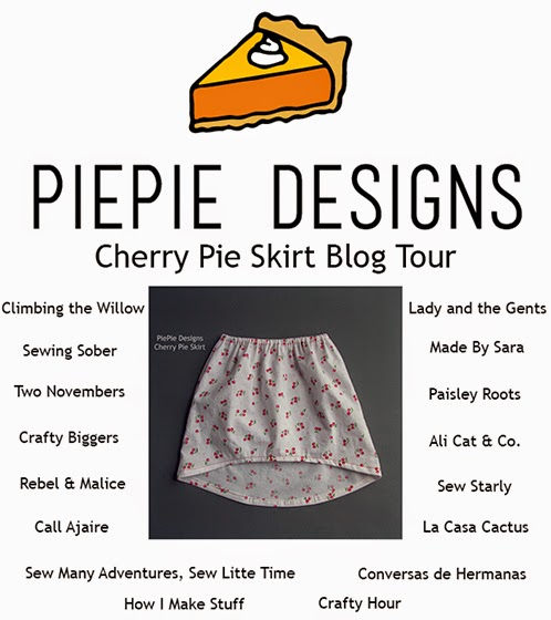 Cherry Pie Blog Tour