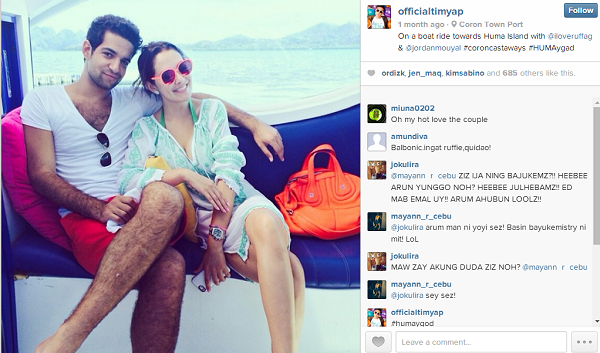 Is it true that Ruffa Gutierrez have a new Boyfriend?
