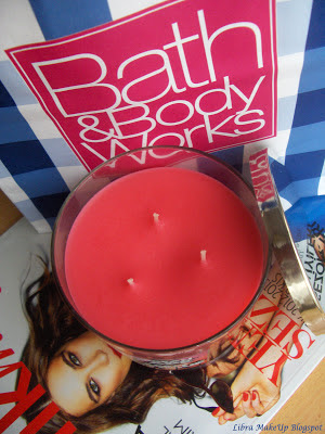 Bath and Body Works Caribbean Escape Candle mum