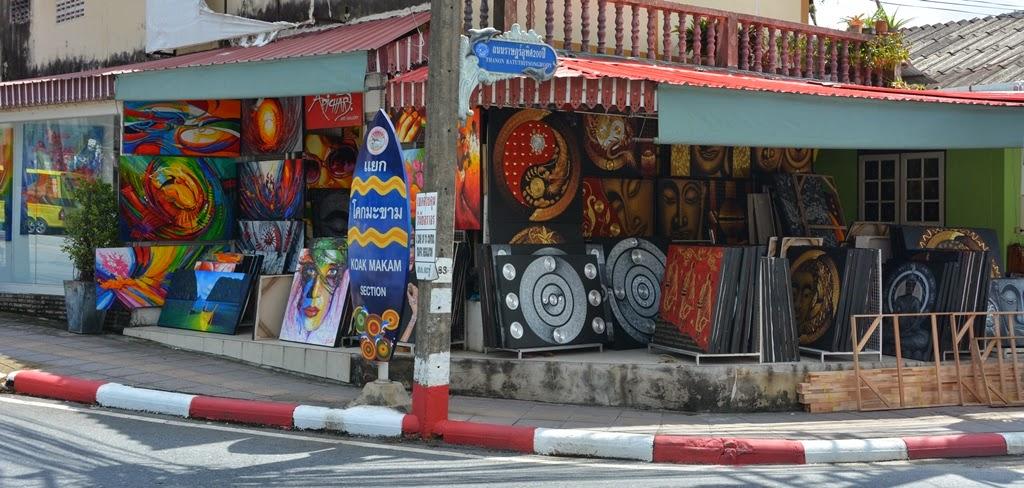Phuket General paintings