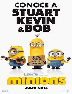 Los Minions Poster