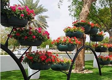 A mi manera junio 2014 for Ideas para armar un jardin