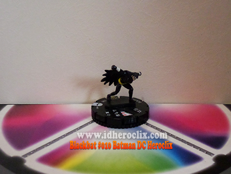DC Heroclix Blackbat #010 Batman