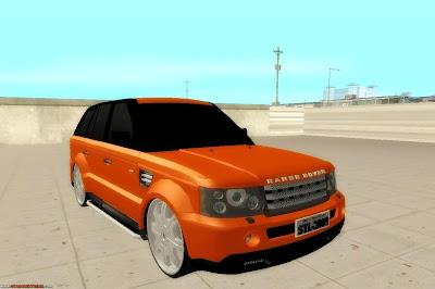 Range Rover Edit Para GTA San Andreas