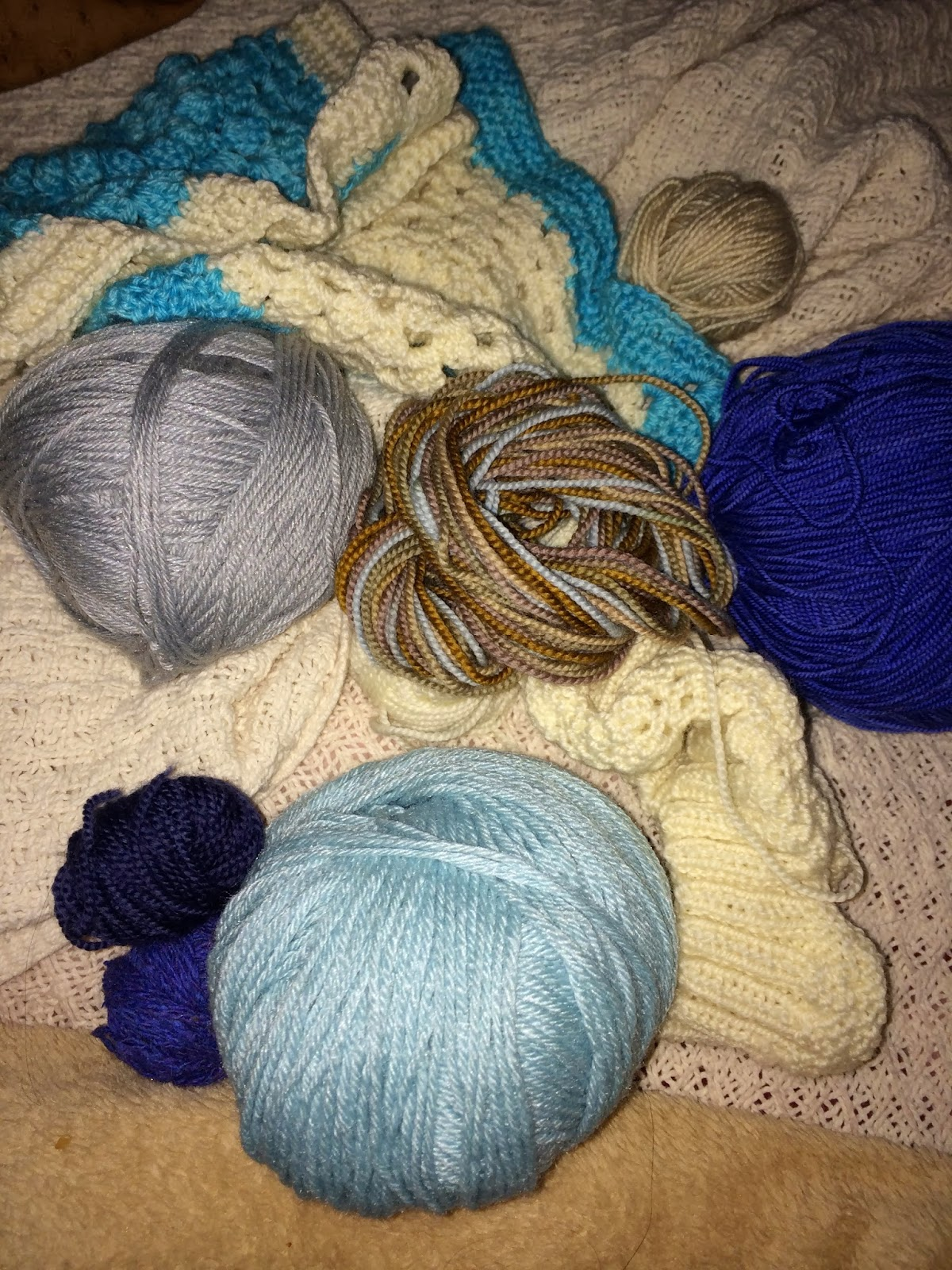 Knitting Joining Yarn Double Knot : Brownie knits monkey see knit