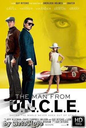 The Man From U.N.C.L.E [1080p] [Latino-Ingles] [MEGA]