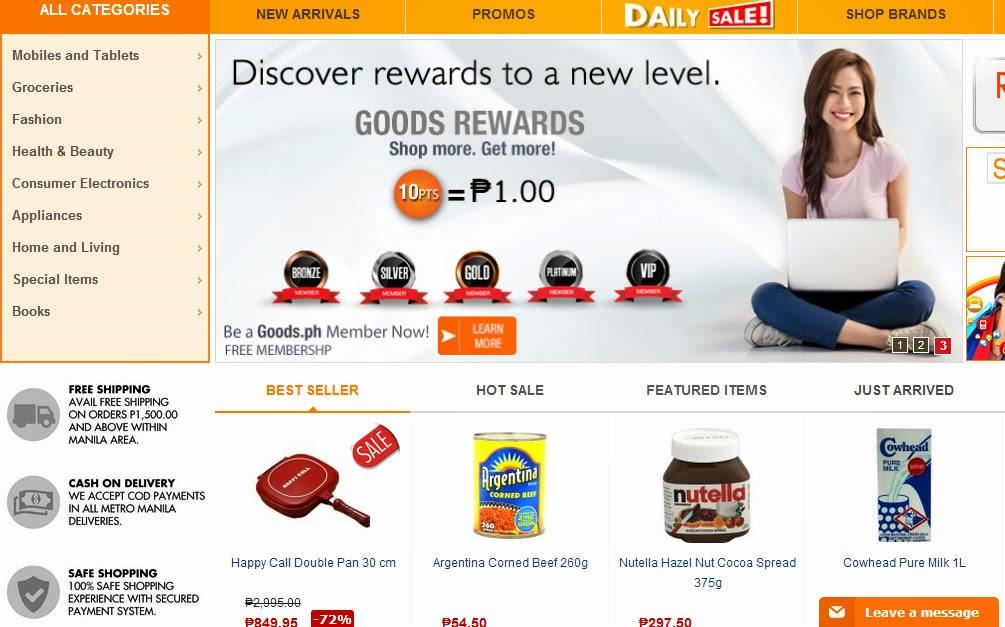 Goods Philippines