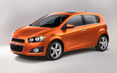 2014 Chevrolet Sonic Hatchback Review & Release Date