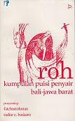 toko buku rahma: buku ROH (Kumpulan Puisi Penyiar Bali - Jawa Barat), pengarang fatchurrohman, penerbit bukupop