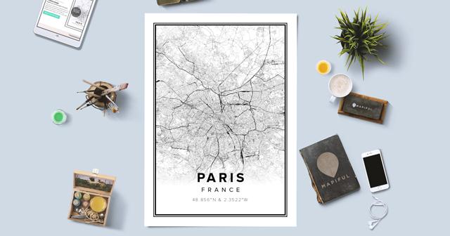 MAPIFUL: Crea tu propio mapa de la ciudad que quieras