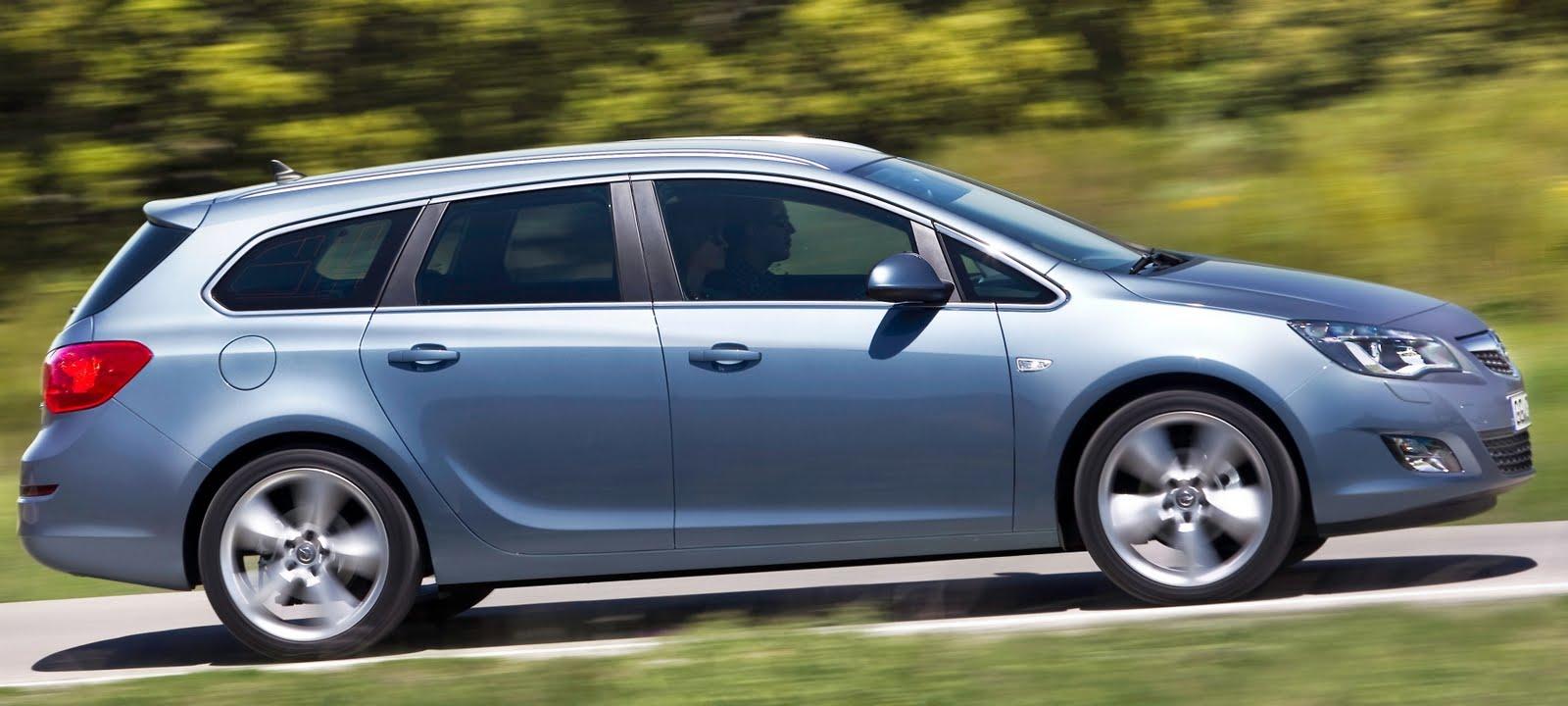 ... Auto: APRESENTAÇÃO: Opel Astra 1.3 CDTI com sistema Start/Stop