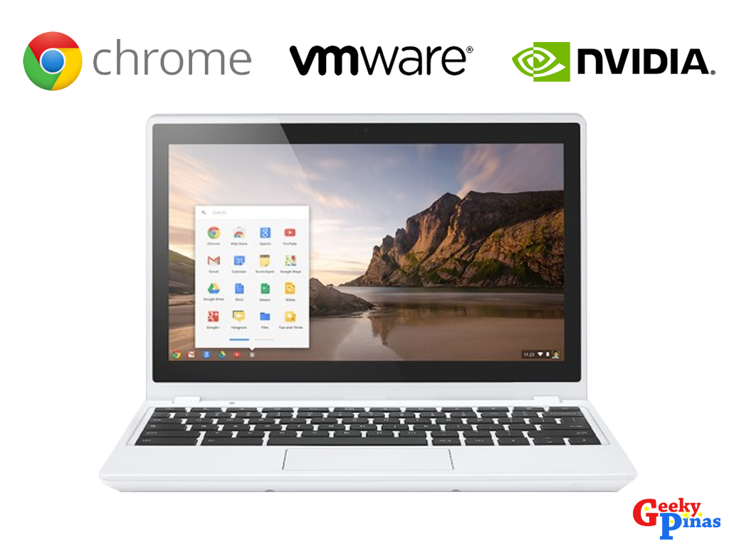 VMware, NVIDIA and Google Unveil Future of Graphics-Rich Applications Delivered on Enterprise Cloud Desktops