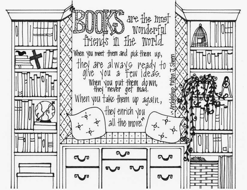 catholic schools week coloring pages - photo#3