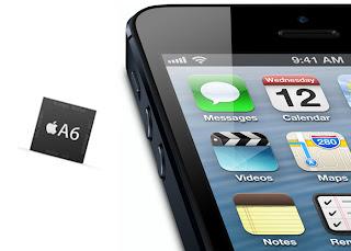 iphone a6 işlemci 1.3 ghz