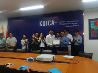 KOICA_CAMBODIAN PARTICIPANTS