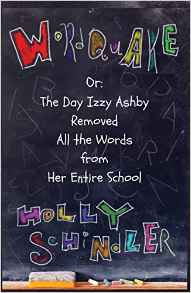 GIVEAWAY: HOLLY SCHINDLER'S WORDQUAKE